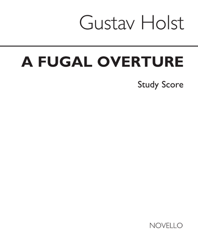 A Fugal Overture, Op. 40 No. 1