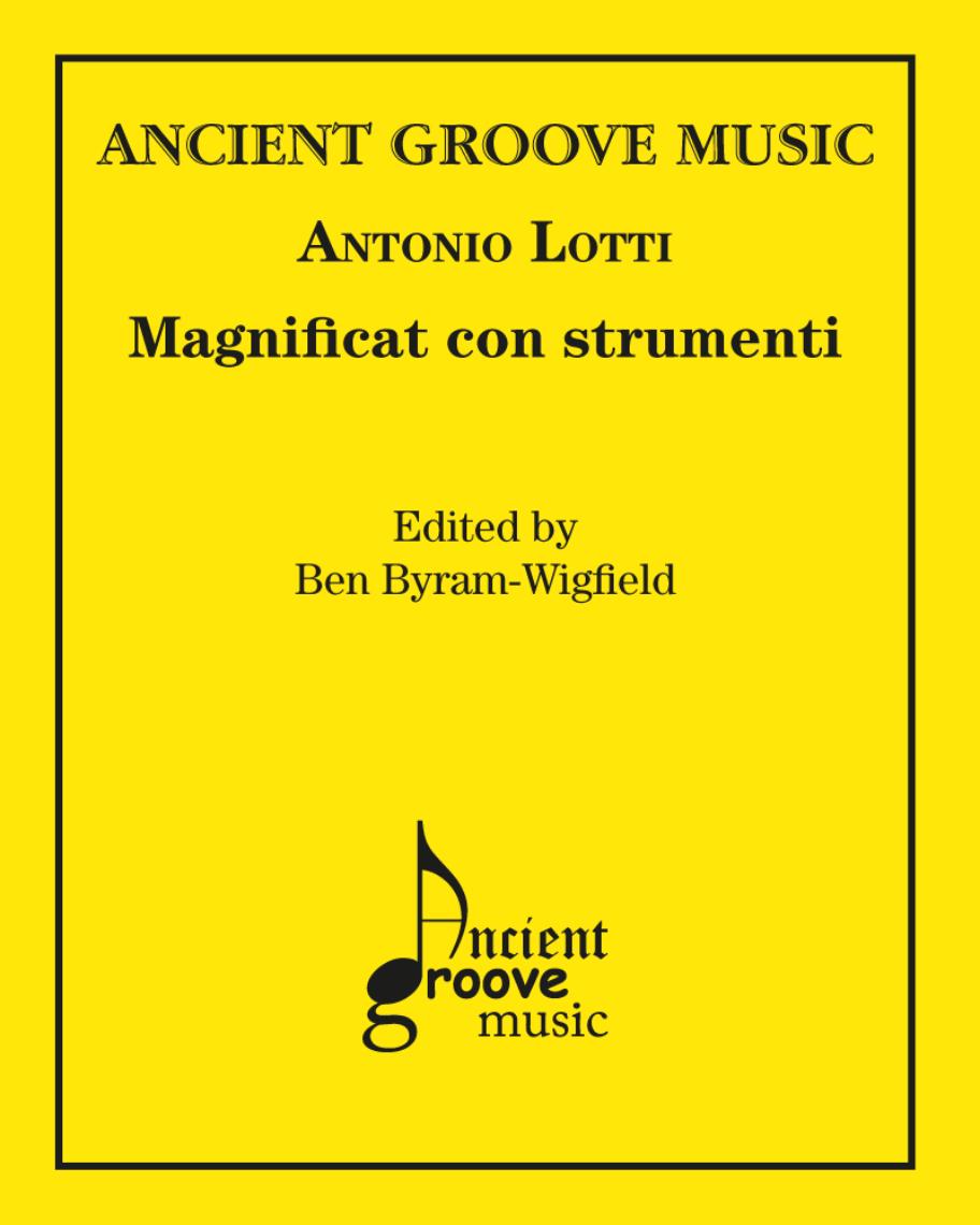 Magnificat con strumenti