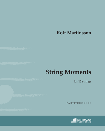 String Moments