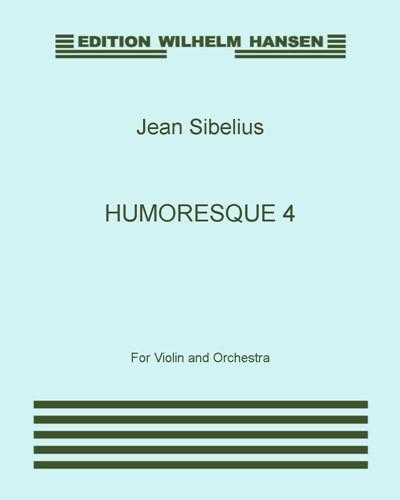 Humoresque 4