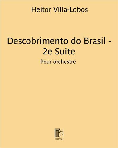 Descobrimento do Brasil - 2e Suite