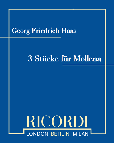 3 Stücke für Mollena