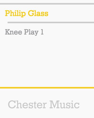 Knee Play 1