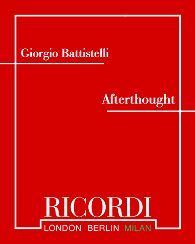 Afterthought (about a shakesperean tragedy)