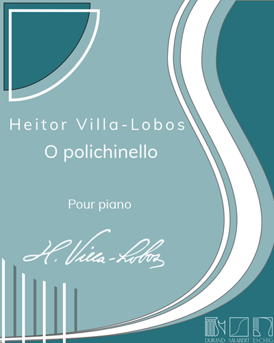 "O polichinello (extrait n. 7 de ""Próle do bébé n. 1"")"