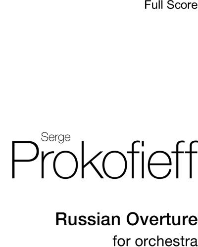 Russian Overture, op. 72