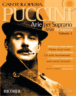 Arie per soprano, Vol. 2