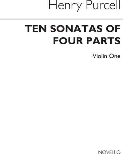 10 Sonatas of Four Parts