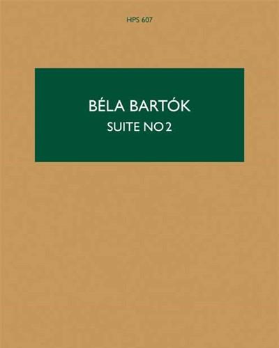 Suite No. 2, op. 4