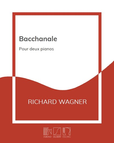 """Bacchanale (extrait de l'opéra """"Tannhäuser"""")"""