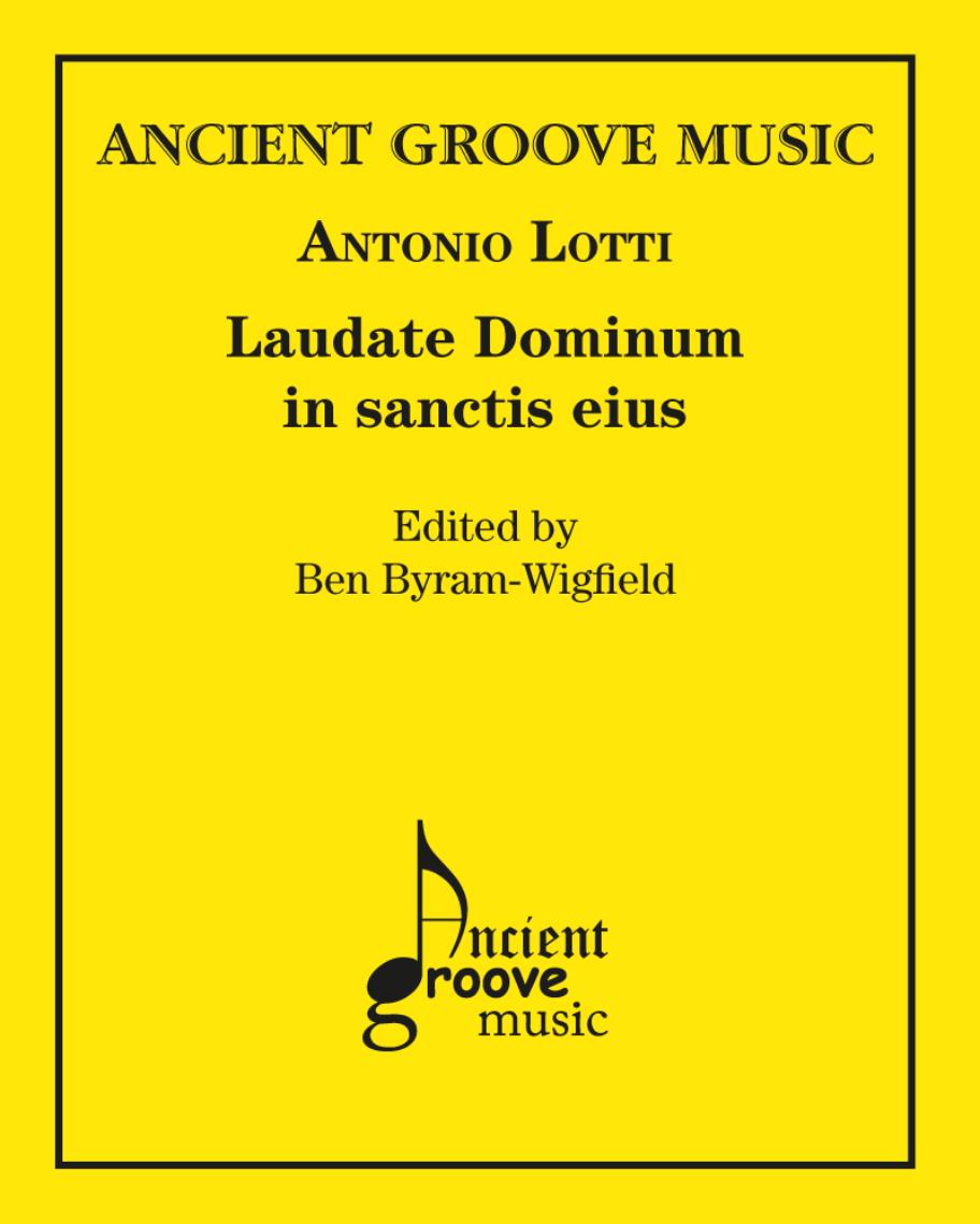 Laudate Dominus in sanctis eius
