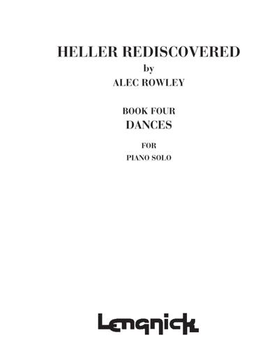 Heller Rediscovered, Book 4