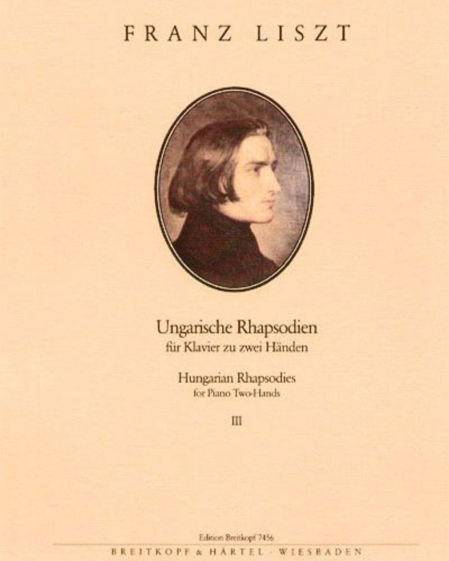 Ungarische Rhapsodien - Bd. 3: Nr. 14 - 19