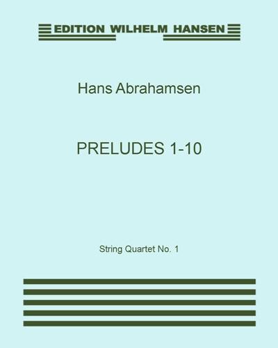 Preludes 1-10