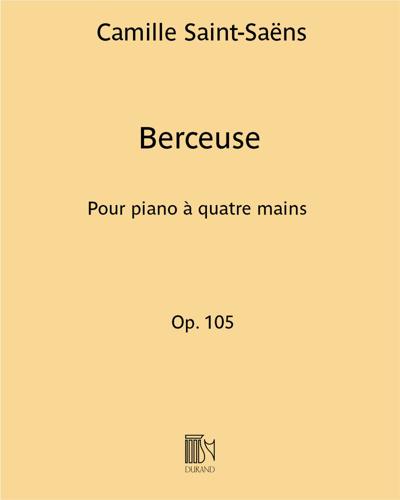 Berceuse Op. 105