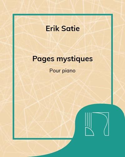 Pages mystiques