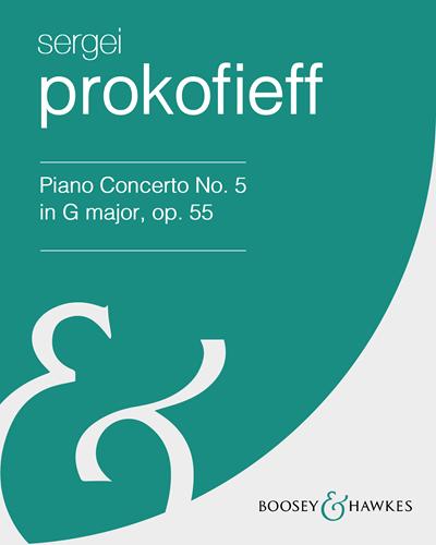 Piano Concerto No. 5 in G major, op. 55