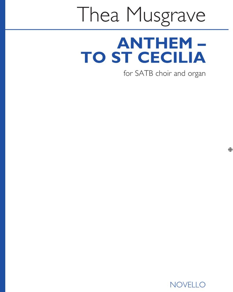 Anthem – to St Cecilia