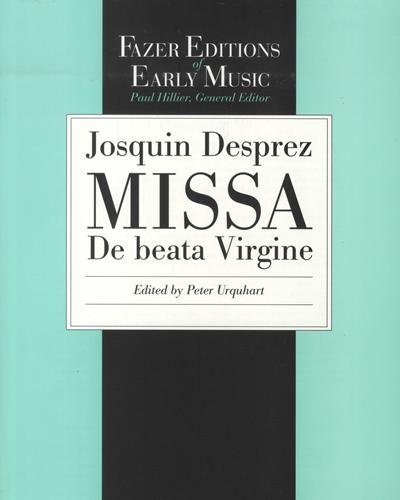 Missa Beata Virgine