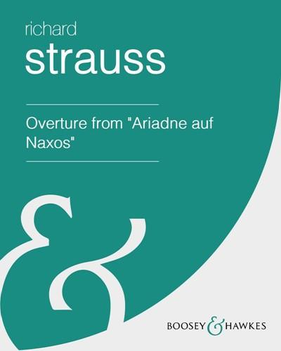 Ariadne auf Naxos (II). Overture