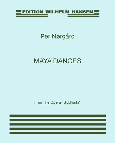 Maya Dances