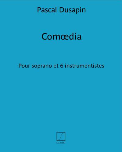 Comœdia