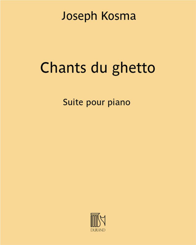 Chants du ghetto