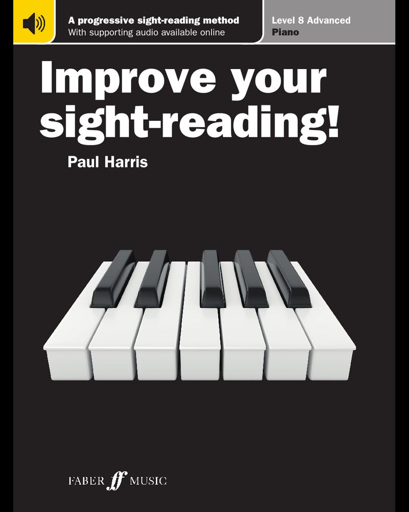 Improve your sight-reading! Piano Level 8