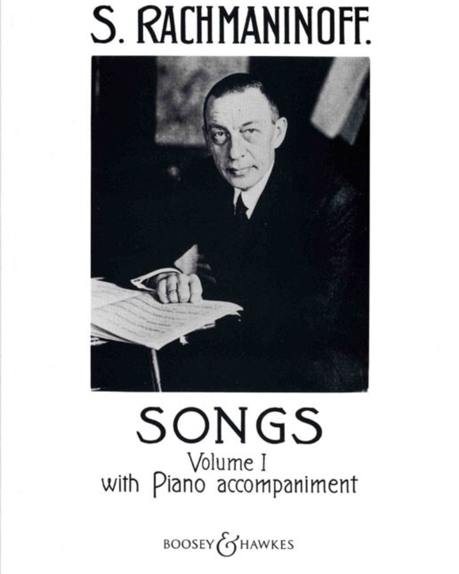 Songs with Piano Accompaniment, Vol. 1