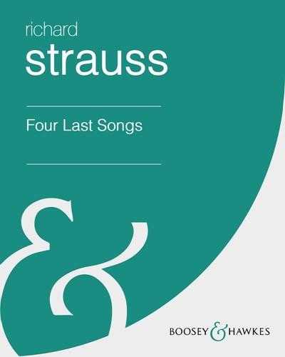 Four Last Songs [Arranged by James Ledger]