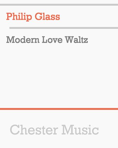 Modern Love Waltz
