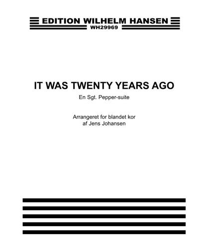 It was Twenty Years Ago