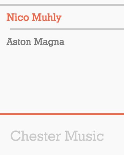 Aston Magna