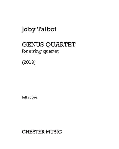 Genus Quartet