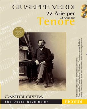 22 Arie per tenore