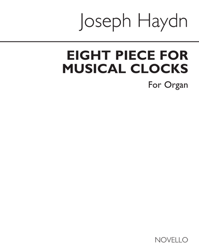 Eight Pieces for Musical Clocks
