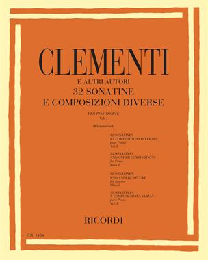 32 Sonatine e composizioni diverse Vol. I