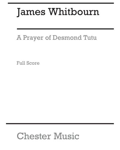 A Prayer of Desmond Tutu