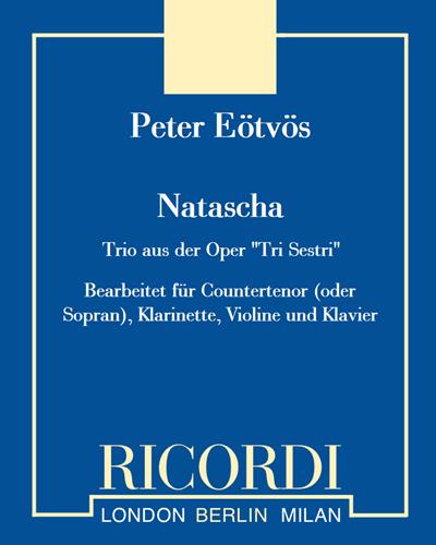 "Natascha -Trio (aus der Oper ""Tri Sestri"")"