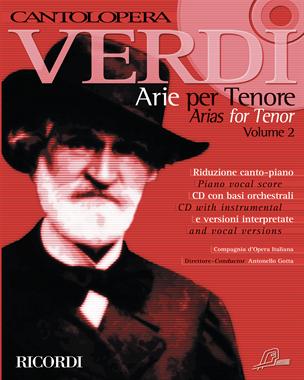 Arie per tenore vol. 2