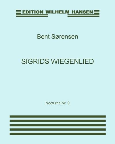 Sigrids Wiegenlied