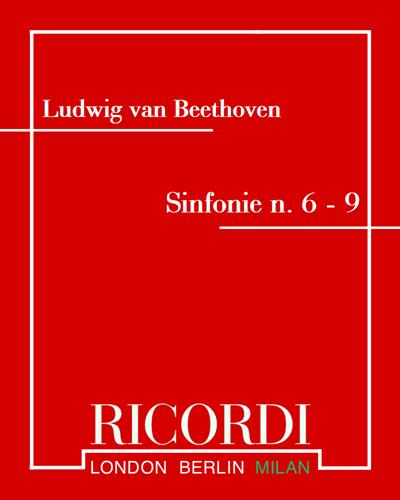 9 Sinfonie: Volume II (n. 6 - 9)