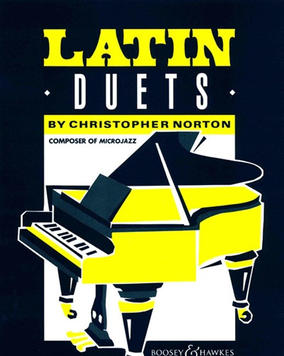 Latin Duets for Piano 4 Hands