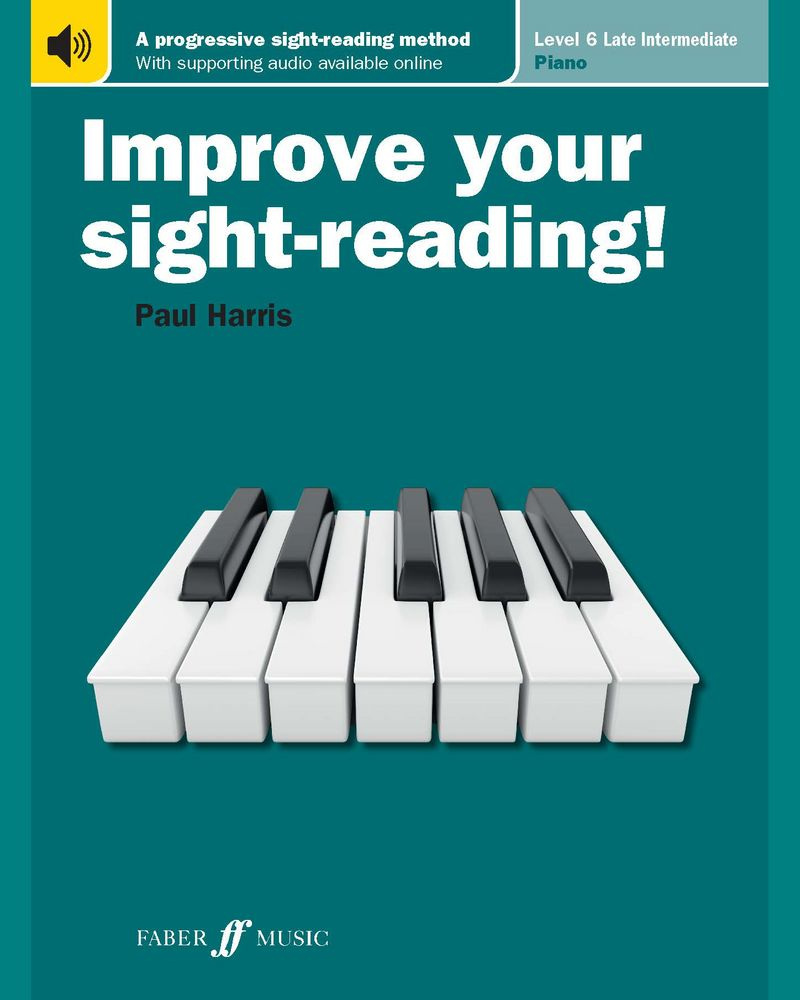 Improve your sight-reading! Piano Level 6
