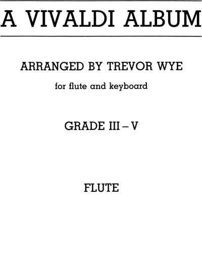 A Vivaldi Flute Album
