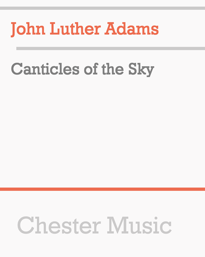 Canticles of the Sky