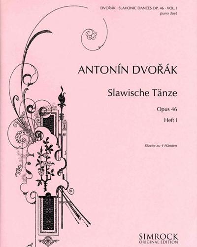 Slavonic Dances, op. 46 Nos. 1-4