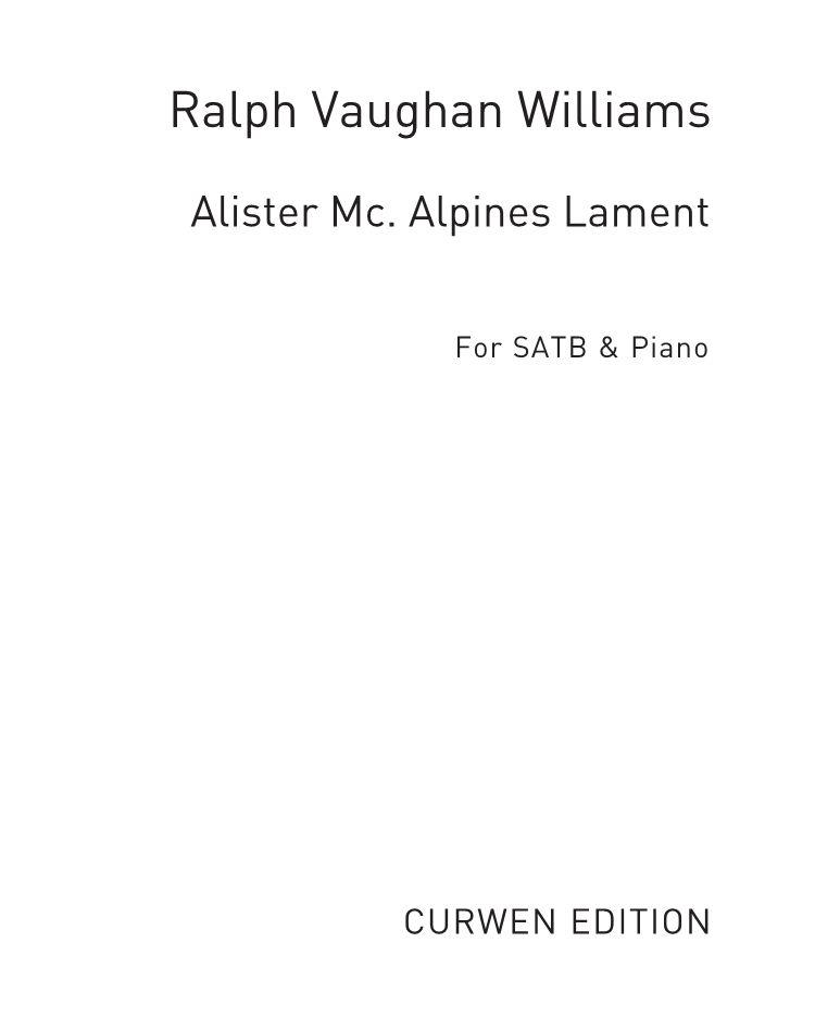 Alister McAlpine's Lament