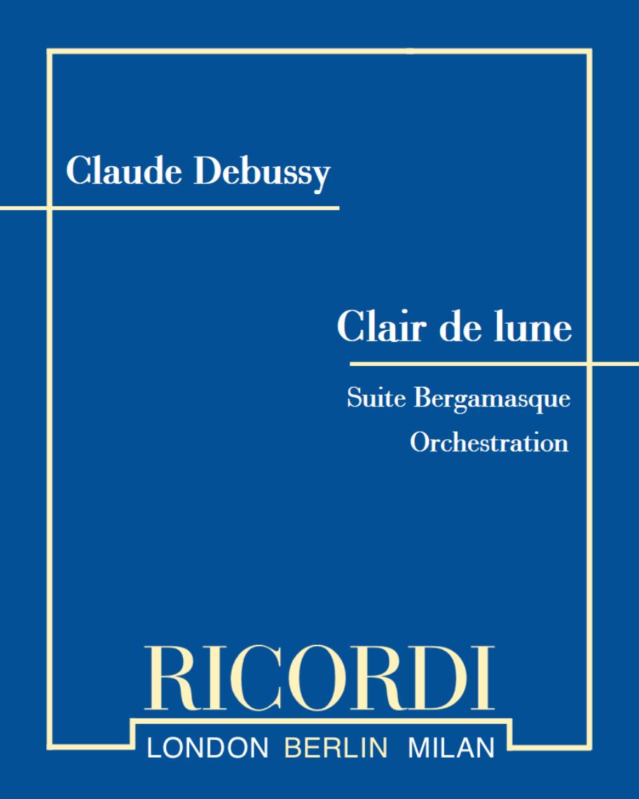 Clair de lune - Suite Bergamasque