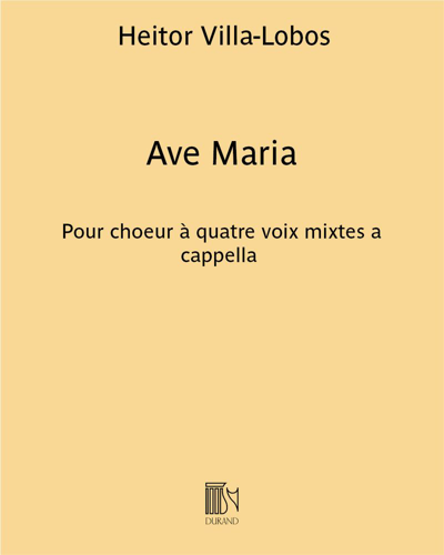 Ave Maria (1918)